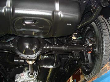 Vehicle Underbody Coating X Rust